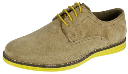 Red Tape Desert Herren Wildleder Lace Medwin Shoes in blau-Sand-braun, Beige - Sand - Größe: 42 EU