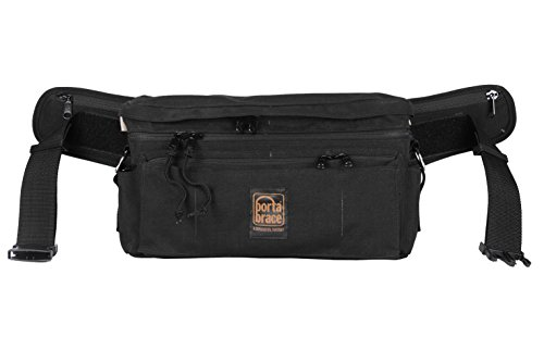 Price comparison product image Portabrace HIP-4B Hip Pack - Extra Large (Black)