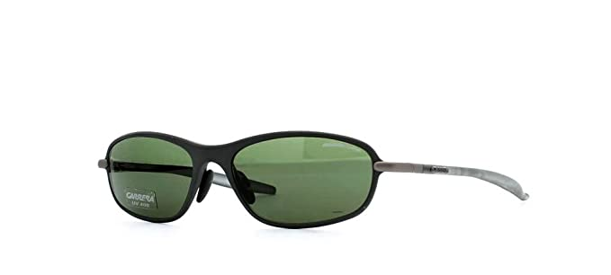 Carrera Subway 29K Grey Rectangular Certified Vintage Sunglasses For