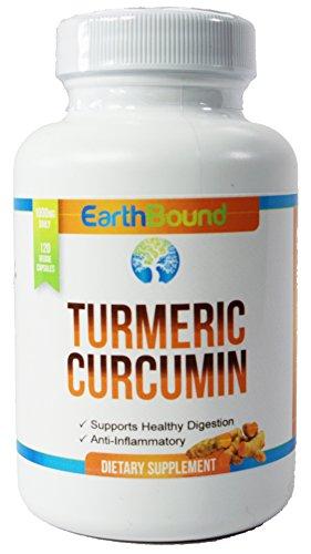 Turmeric Curcumin with C3 & BioPerine | 1000mg per Serving | 120 Vegan Capsules