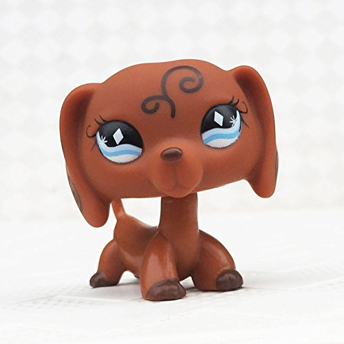 - Lups Dachshund Dog #640 Collection Child Girl Boy Figure Toy Loose Cute by New Brand