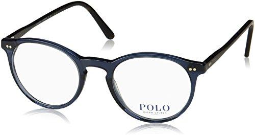 48 blau Ralph en Lauren Polo brillant dunkel havana kristall lunettes noir 5001 ph2083 PH2083 Ofxzxw16