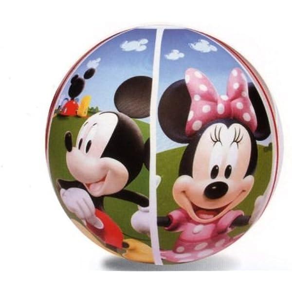 Bestway - Pelota de Playa Mickey Mouse (90608): Amazon.es: Juguetes y juegos