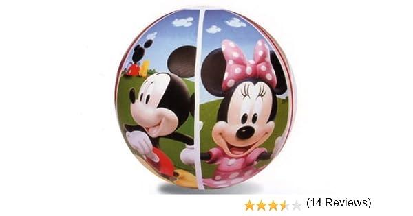 Bestway - Pelota de Playa Mickey Mouse (90608): Amazon.es ...