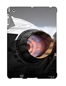 GzFqdxT1659eexRK Snap On Case Cover Skin For Ipad 2/3/4(hornet Afterburner )/ Appearance Nice Gift For Christmas by rushername