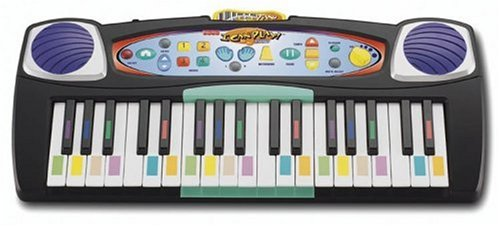 - Fisher-Price I Can Play Piano System
