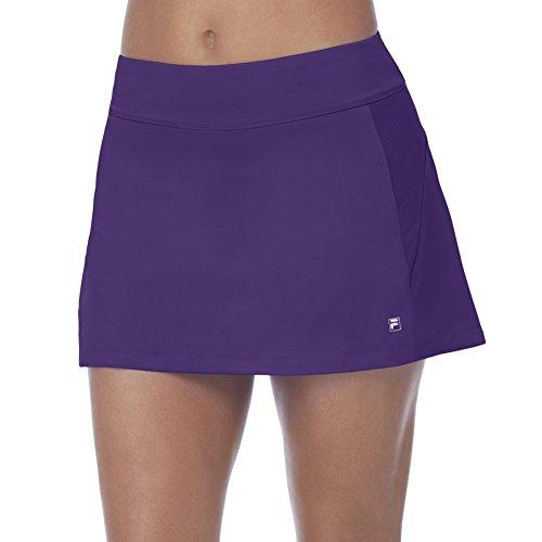 Fila Women's Core A-Line Skort, Team Purple, 2XL
