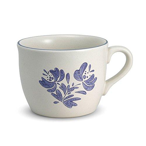 Pfaltzgraff Microwave Safe Mug - Pfaltzgraff Yorktowne Jumbo Soup Mug, 24 Ounce
