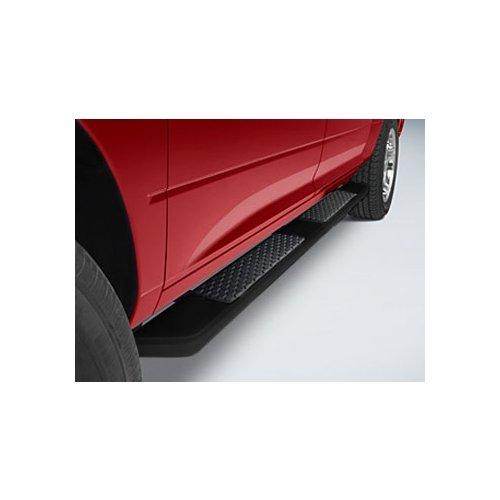 Mopar 82211702AE Aluminum Running Boards Dodge Ram Crew Cab Black