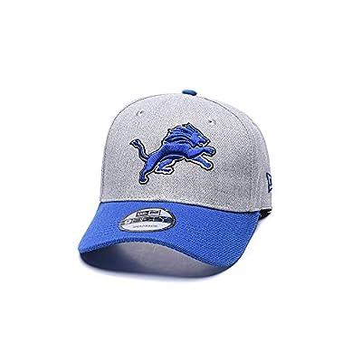 Eras edge Adult Men's Challenger Baseball Cap, Adjustable All-Star Baseball Hat (Detroit Lions)