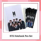 BTS Notebook Pens KPOP School Supplies Stationary
