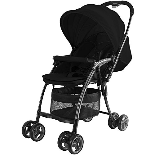 Adjustable Handle Stroller Lightweight - 7