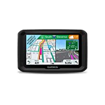 Garmin 010-01858-02 dēzl 580 LMT-S 5 inches Navigation for long haul (Renewed)