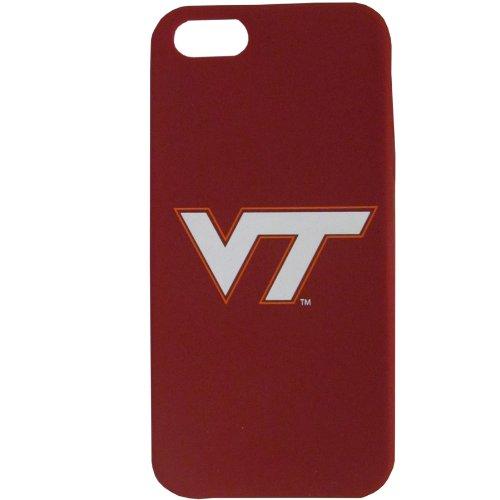 (NCAA Virginia Tech Hokies iPhone 5 Silicone Case)