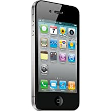 Apple iPhone 4S 32GB Unlocked Smartphone for GSM Carriers - Black (Certified Refurbished)