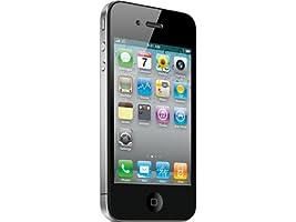 Apple iPhone 4 Verizon Cellphone, 8GB, Black
