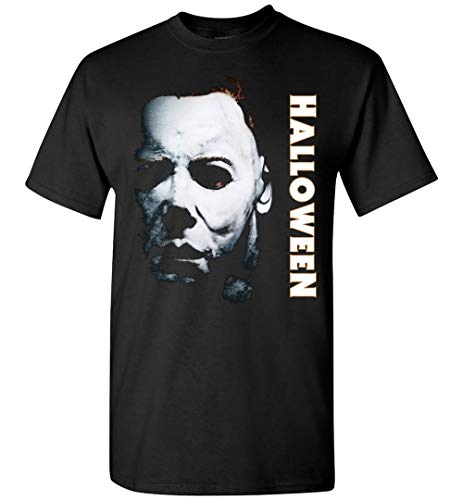 ANEWWORLDS Halloween Michael Myers Logo Tee T-Shirt for $<!--$12.95-->
