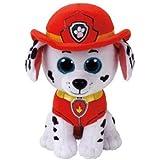 TY Paw Patrol MARSHALL - dalmatian dog reg Plush