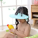 Baby Shower Cap Shampoo Prevents Water from
