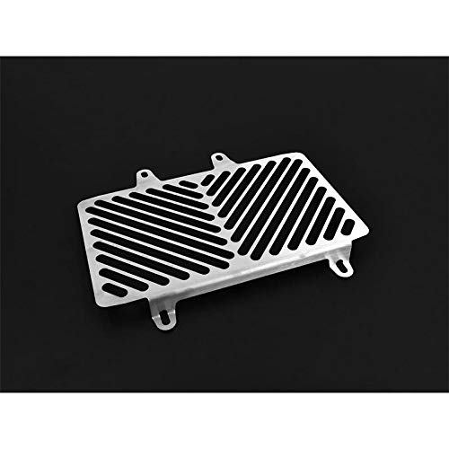 IBEX 10004879 Radiator Cover Water Radiator Grille Radiator Protector Radiator Cover Design Clean Silver: