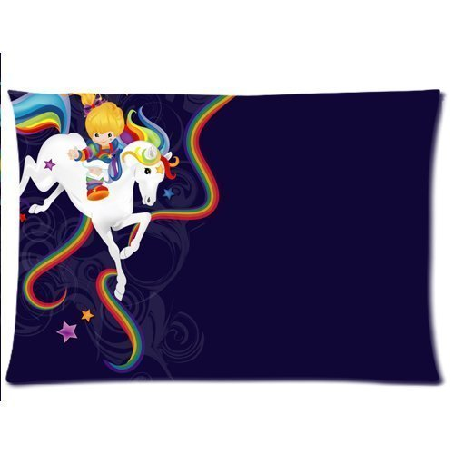 rainbow-brite-and-starlite-custom-pillowcase-rectangle-pillow-case-cover-standard-size-2030-inch-twi