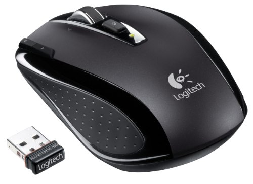 Nano Cordless Laser Mouse (Logitech VX Nano Cordless Laser Mouse for Notebooks)