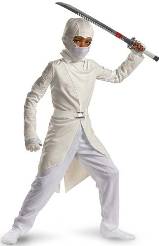 Storm Shadow Deluxe (G.I. Joe-Rise of the Cobra Storm Shadow Deluxe - Size: Child S(4-6))