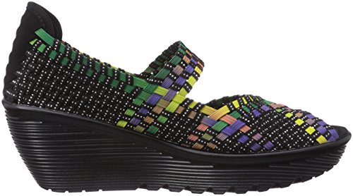 Multicolore MLT Skechers chaussures Parallel Mehrfarbig femme 4wZa71qB