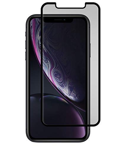 Gadget Guard Black Ice Edition Curved-Tempered Glass Screen Protector for Apple iPhone XR