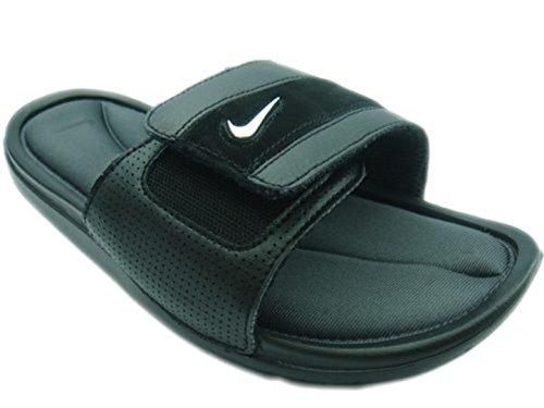 Nike Comfort Glijbaan Zwart / Antraciet