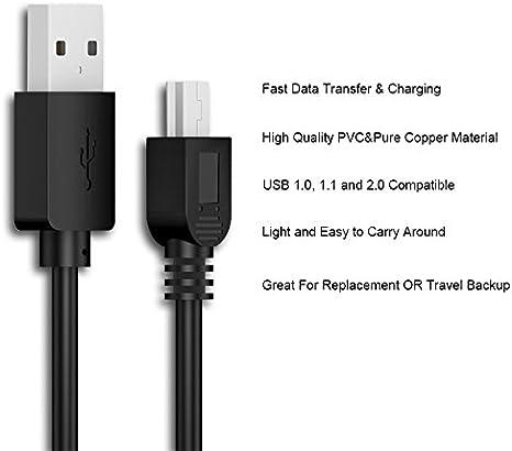 MaxLLTo USB PC Data SYNC Cable Cord Lead for Olympus Camedia C-720 C-725 C-730 C-740 UZ