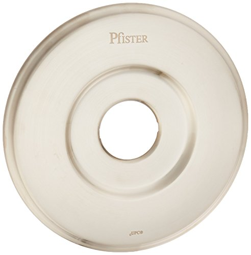 Pfister 960-062J Pressure Balanced Flange with Gasket, Satin Nickel