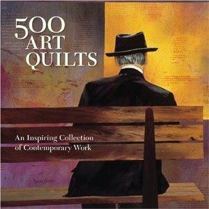 500 Art Quilts byHemachandra