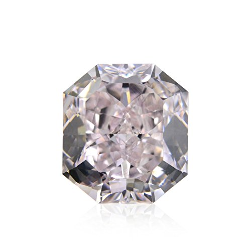 0.46 Ct Radiant Diamond - 4