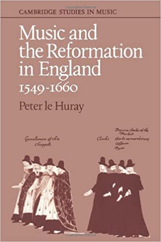 Book Music and the Reformation in England 1549-1660 (Cambridge Studies in Music)