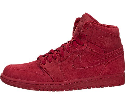 Jordan Air 1 Retro High Mens Basketball-Shoes 332550-603_10 - Gym Red/Gym Red