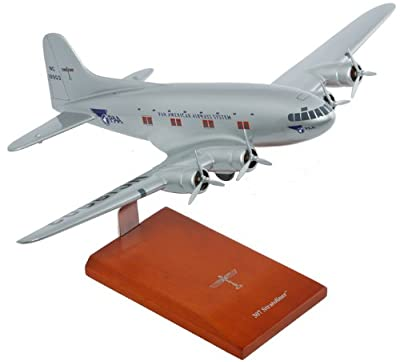 B-307 Pan Am 1/72 Scale Desktop Model Aircraft