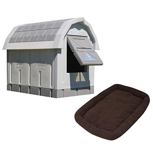 asl dog palace insulated - 9