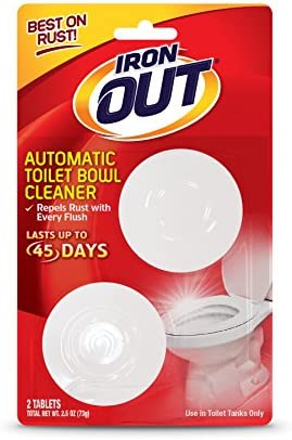 Iron Automatic Toilet Cleaner Tablets product image