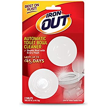 Amazon Com Chemical Free Magnetic Toilet Bowl Cleaners