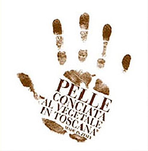 Geldbörse Herren Echtes Leder Design Artiglieria Fiorentina - Art. MASCAGNI - Made in Italy (Braun)