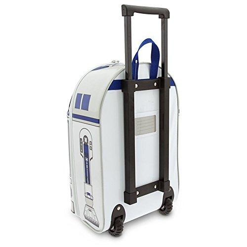 Amazon.com | Disney Store Star Wars R2-D2 Light-Up & Sound Rolling ...