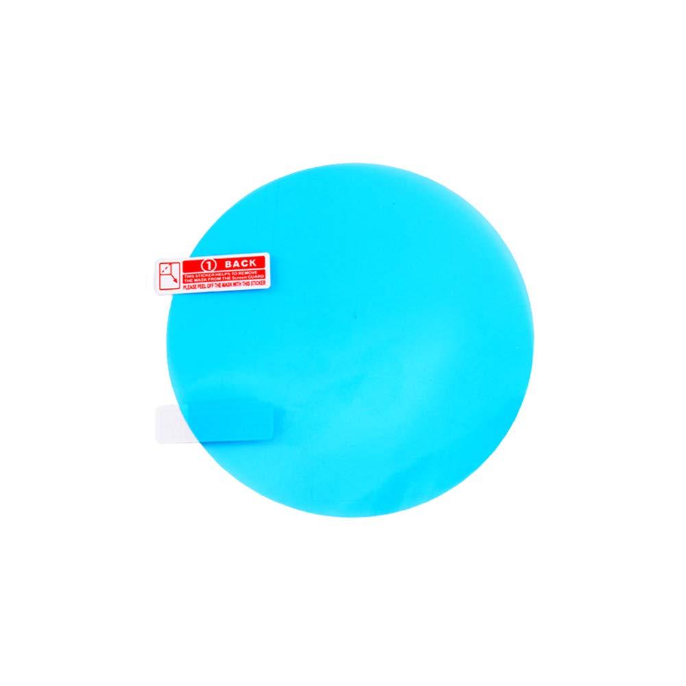 Qiyun Specchietto retrovisore per Auto, Adesivi per Auto, Pellicola Anti-riflesso, 2 Pezzi/Set Anti Fog, Impermeabile # 3