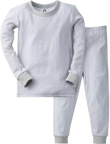 Gerber Baby Boys' 2 Piece Cotton Pajama