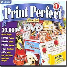 Print Perfect Gold - PC