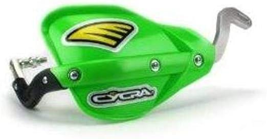 Cycra Probend Handguards for Flexx Bars Hand Guards Green 7700-72