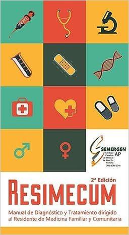Manual de Diagnóstico y Tratamiento dirigido al Residente de ...