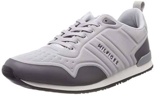 Nuit Sneakers Grey Basses Bleu Gris Neoprene 902 Grey Tommy steel Runner Homme Light Iconic Hilfiger ORxIOqFn8