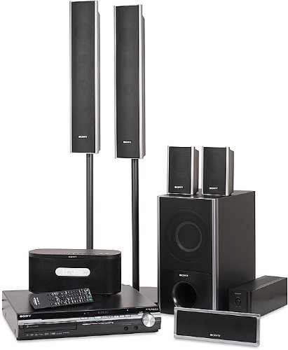 amazon com: sony bravia theater system (davhdx576wf) - black (discontinued  by manufacturer): home audio & theater