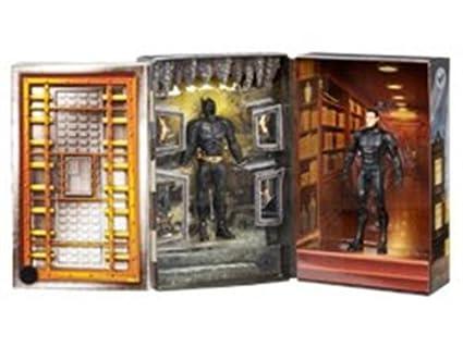 The Dark Knight Rises Batman Bruce Wayne Movie Masters Figure SDCC Comic  Con Exclusive 2012